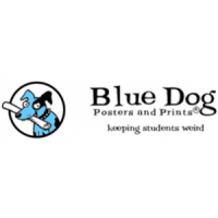 Blue Dog Posters -coupons